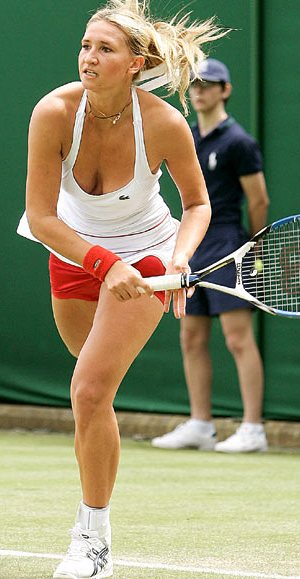 The best of Tatiana Golovin VS Vera Dushevina, Portoroz
